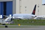 romyさんが、ペインフィールド空港で撮影したエア・カナダ 787-9の航空フォト(写真)