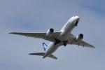 romyさんが、ペインフィールド空港で撮影したボーイング 787-8 Dreamlinerの航空フォト(写真)