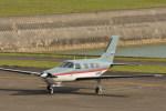 kumagorouさんが、奄美空港で撮影した日本個人所有 PA-46-310P Malibuの航空フォト(飛行機 写真・画像)