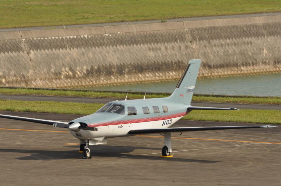 kumagorouさんの日本個人所有 Piper PA-46 Malibu (JA4030) 航空フォト
