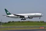 トロピカルさんが、成田国際空港で撮影したパキスタン国際航空 777-2Q8/ERの航空フォト(写真)