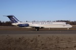 JRF spotterさんが、テッドスティーブンズ・アンカレッジ国際空港で撮影したエバーツ・エア・カーゴ DC-9-33Fの航空フォト(写真)