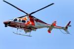 485k60さんが、東京ヘリポートで撮影した朝日航洋 430の航空フォト(飛行機 写真・画像)