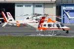 485k60さんが、東京ヘリポートで撮影した朝日航洋 430の航空フォト(写真)