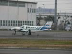 うすさんが、八尾空港で撮影した日本個人所有 402Bの航空フォト(写真)