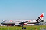 菊池 正人さんが、シドニー国際空港で撮影したジェットスター A320-232の航空フォト(写真)