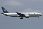 kinsanさんが、クアラルンプール国際空港で撮影したパキスタン国際航空 777-2Q8/ERの航空フォト(写真)