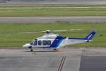 yabyanさんが、名古屋飛行場で撮影したオールニッポンヘリコプター AW139の航空フォト(写真)