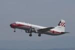 yabyanさんが、名古屋飛行場で撮影した航空自衛隊 YS-11A-218EAの航空フォト(飛行機 写真・画像)