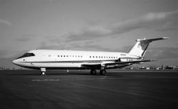 ハミングバードさんが、名古屋飛行場で撮影したFCC 111-401AK One-Elevenの航空フォト(飛行機 写真・画像)