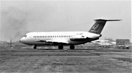 ハミングバードさんが、名古屋飛行場で撮影したPRAIVATE 111-416EK One-Elevenの航空フォト(飛行機 写真・画像)