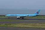 resocha747さんが、中部国際空港で撮影した大韓航空 A330-323Xの航空フォト(写真)