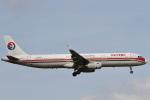 camelliaさんが、成田国際空港で撮影した中国東方航空 A321-231の航空フォト(写真)