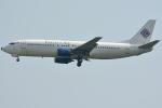 jun☆さんが、スカルノハッタ国際空港で撮影したトリガナ・エア・サービス 737-4Y0の航空フォト(写真)