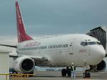Kuuさんが、鹿児島空港で撮影したイースター航空 737-73Vの航空フォト(飛行機 写真・画像)