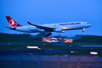 パンダさんが、成田国際空港で撮影したターキッシュ・エアラインズ A330-303の航空フォト(写真)