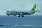 yabyanさんが、那覇空港で撮影したソラシド エア 737-86Nの航空フォト(写真)