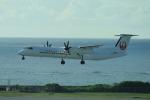 yabyanさんが、那覇空港で撮影した琉球エアーコミューター DHC-8-402Q Dash 8 Combiの航空フォト(写真)