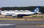 B.K JEONGさんが、成田国際空港で撮影した日本貨物航空 747-8KZF/SCDの航空フォト(飛行機 写真・画像)