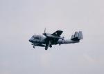 takamaruさんが、横田基地で撮影したUS.ARMY RV-1D Mohawkの航空フォト(写真)