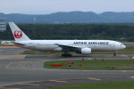 resocha747さんが、新千歳空港で撮影した日本航空 777-289の航空フォト(写真)