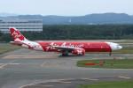 resocha747さんが、新千歳空港で撮影したエアアジア・エックス A330-343Xの航空フォト(写真)