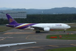 resocha747さんが、新千歳空港で撮影したタイ国際航空 777-2D7の航空フォト(写真)