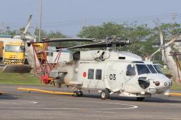 ショウさんが、鹿屋航空基地で撮影した海上自衛隊 SH-60Kの航空フォト(飛行機 写真・画像)