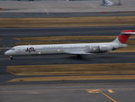 アイスコーヒーさんが、羽田空港で撮影した日本航空 MD-90-30の航空フォト(写真)