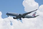 シンガポール・チャンギ国際空港 - Singapore Changi International Airport [SIN/WSSS]で撮影されたチャイナエアライン - China Airlines [CI/CAL]の航空機写真