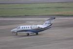 meijeanさんが、名古屋飛行場で撮影したポーランド個人所有 525 CitationJetの航空フォト(写真)