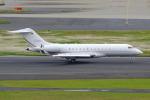 PASSENGERさんが、羽田空港で撮影したACMアヴィエーション BD-700-1A10 Global 6000の航空フォト(写真)