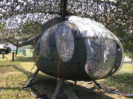 485k60さんが、えびの駐屯地で撮影した陸上自衛隊 OH-6Jの航空フォト(飛行機 写真・画像)