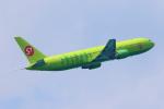 安芸あすかさんが、プーケット国際空港で撮影したS7航空 767-33A/ERの航空フォト(写真)