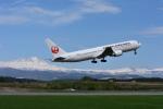 ひこ☆さんが、旭川空港で撮影した日本航空 767-346/ERの航空フォト(写真)