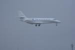 chinbariさんが、成田国際空港で撮影したノエビア 680 Citation Sovereignの航空フォト(写真)