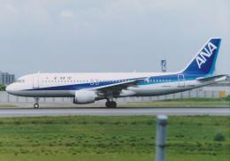 Izumixさんが、伊丹空港で撮影した全日空 A320-211の航空フォト(飛行機 写真・画像)