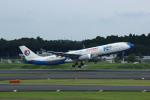 resocha747さんが、成田国際空港で撮影した中国東方航空 A330-343Xの航空フォト(写真)