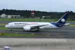resocha747さんが、成田国際空港で撮影したアエロメヒコ航空 787-8 Dreamlinerの航空フォト(写真)