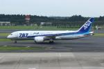 resocha747さんが、成田国際空港で撮影した全日空 787-8 Dreamlinerの航空フォト(写真)