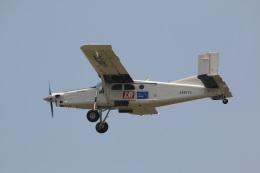 DONKEYさんが、鹿児島空港で撮影したアイ・ティー・シー・アエロスペース PC-6/B2-H4 Turbo-Porterの航空フォト(飛行機 写真・画像)