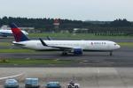 resocha747さんが、成田国際空港で撮影したデルタ航空 767-3P6/ERの航空フォト(写真)