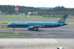 resocha747さんが、成田国際空港で撮影したベトナム航空 A321-231の航空フォト(写真)