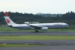 resocha747さんが、成田国際空港で撮影した中国国際航空 A330-343Xの航空フォト(写真)
