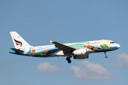航空フォト:HS-PGV バンコクエアウェイズ A320