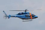 yabyanさんが、名古屋飛行場で撮影した長崎県警察 429 GlobalRangerの航空フォト(飛行機 写真・画像)