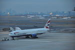 Kuuさんが、羽田空港で撮影したブリティッシュ・エアウェイズ 777-236/ERの航空フォト(飛行機 写真・画像)