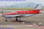 Chofu Spotter Ariaさんが、名古屋飛行場で撮影した日本個人所有 PA-46-350P Malibu Mirageの航空フォト(飛行機 写真・画像)