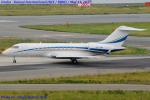 Chofu Spotter Ariaさんが、関西国際空港で撮影したメトロジェット BD-700-1A11 Global 5000の航空フォト(写真)