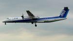 C.Hiranoさんが、伊丹空港で撮影した全日空 DHC-8-402Q Dash 8の航空フォト(写真)